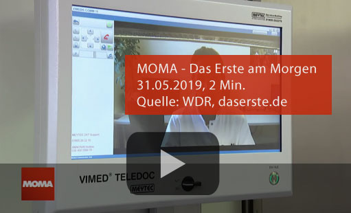 Telemedizin: Diagnose per Video
